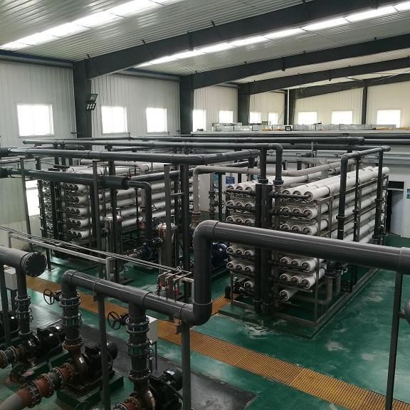 纯水超纯水系统解决方案