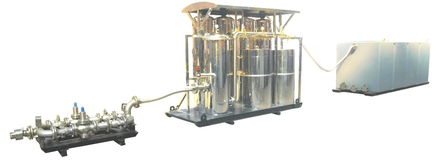 煤矿井下软化水处理设备(装置)
