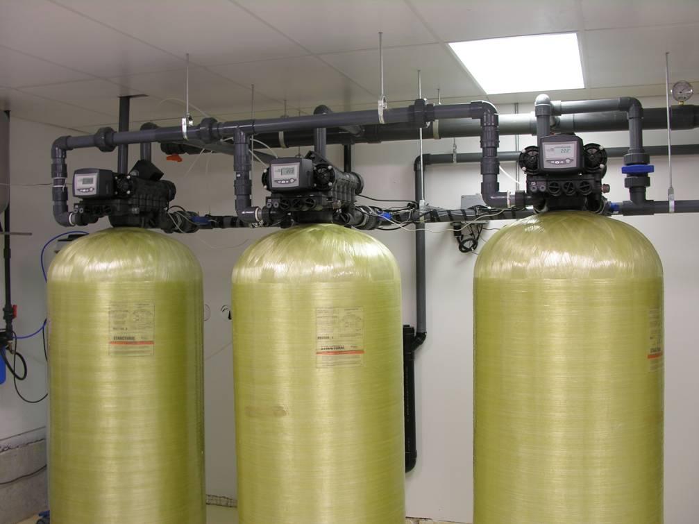 锅炉用软水设备