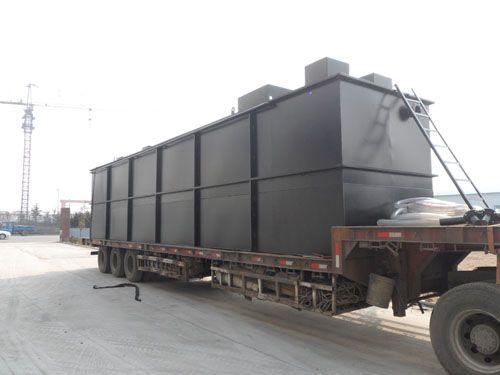 北京京玺天元公司一体化生活污水处理设备