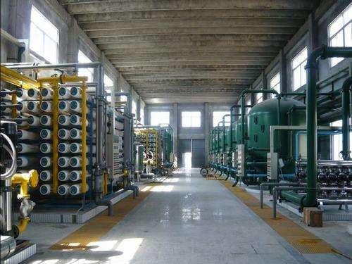 化工行业除盐水系统设备