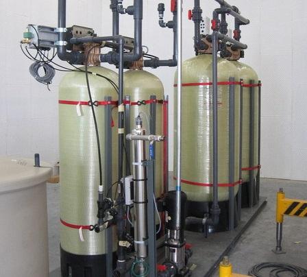 中央空调循环冷却水软化设备