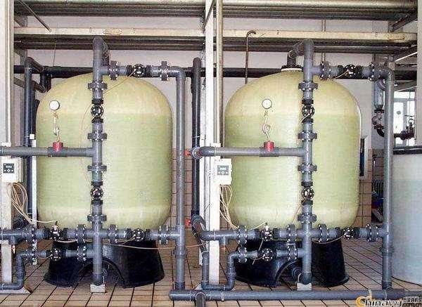 食品饮料、酿酒用水软化设备